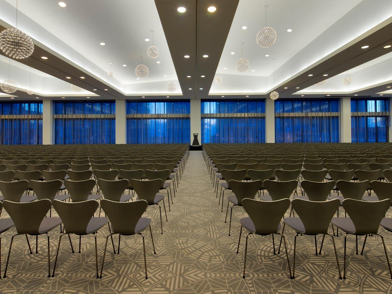 Radisson Blu Meeting Room