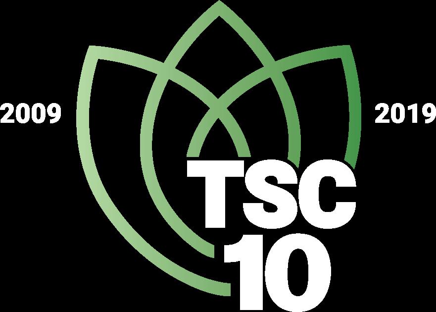 TSC10 Logo