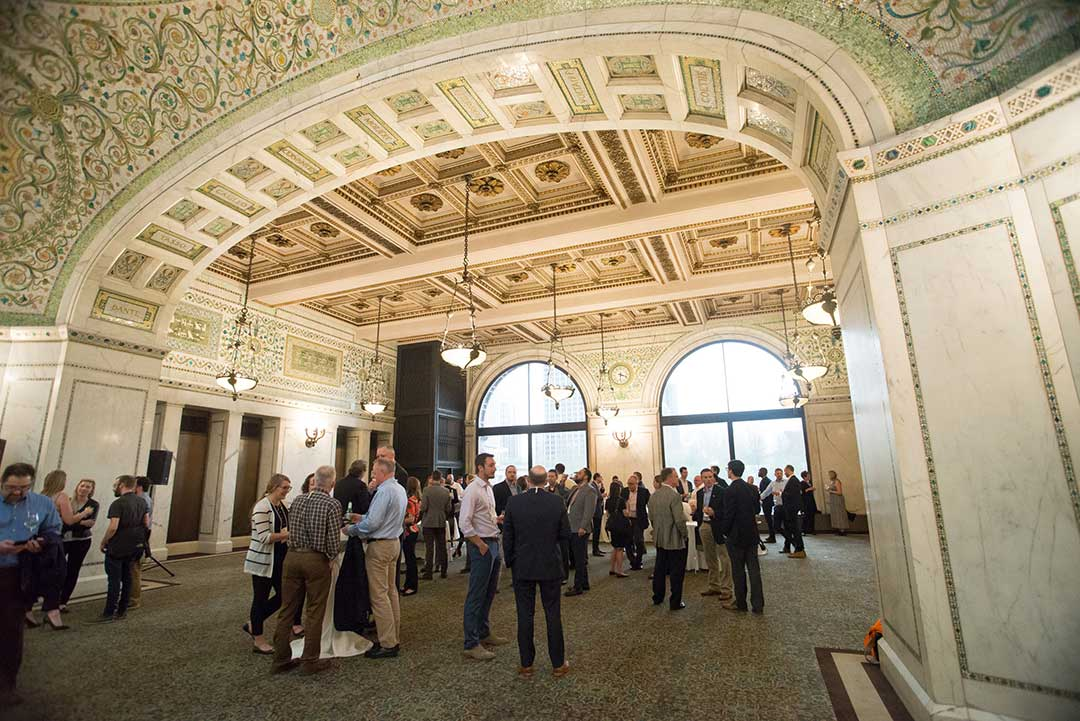 TSC Summit at Chicago Cultural Center